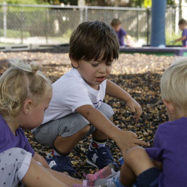 PreK2 Playground First Day4